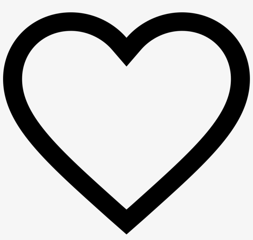 Heart Line Svg Png Icon Free Download.