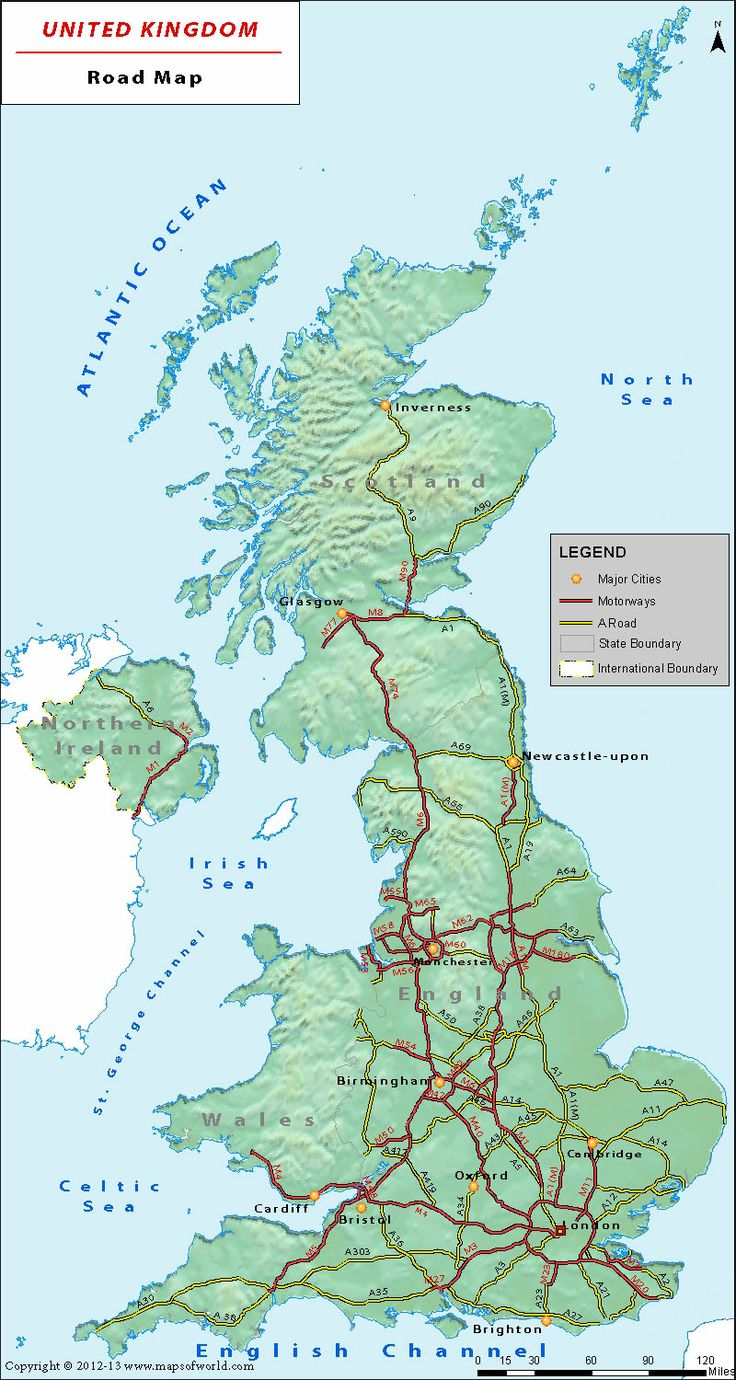 25+ best ideas about United Kingdom Map on Pinterest.