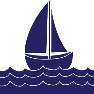Simple sailboat clipart free clipart images 2.