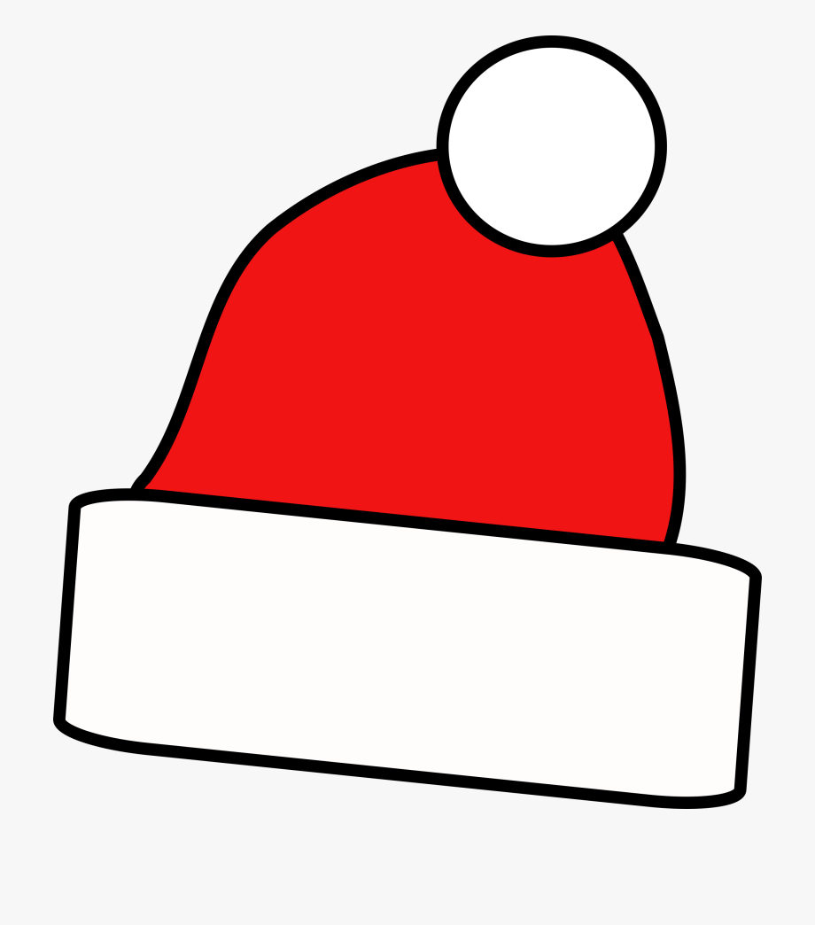 Jpg Transparent Download Cap Clipart Christmas.