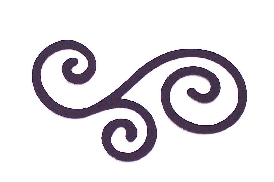 Clip art scroll 2.