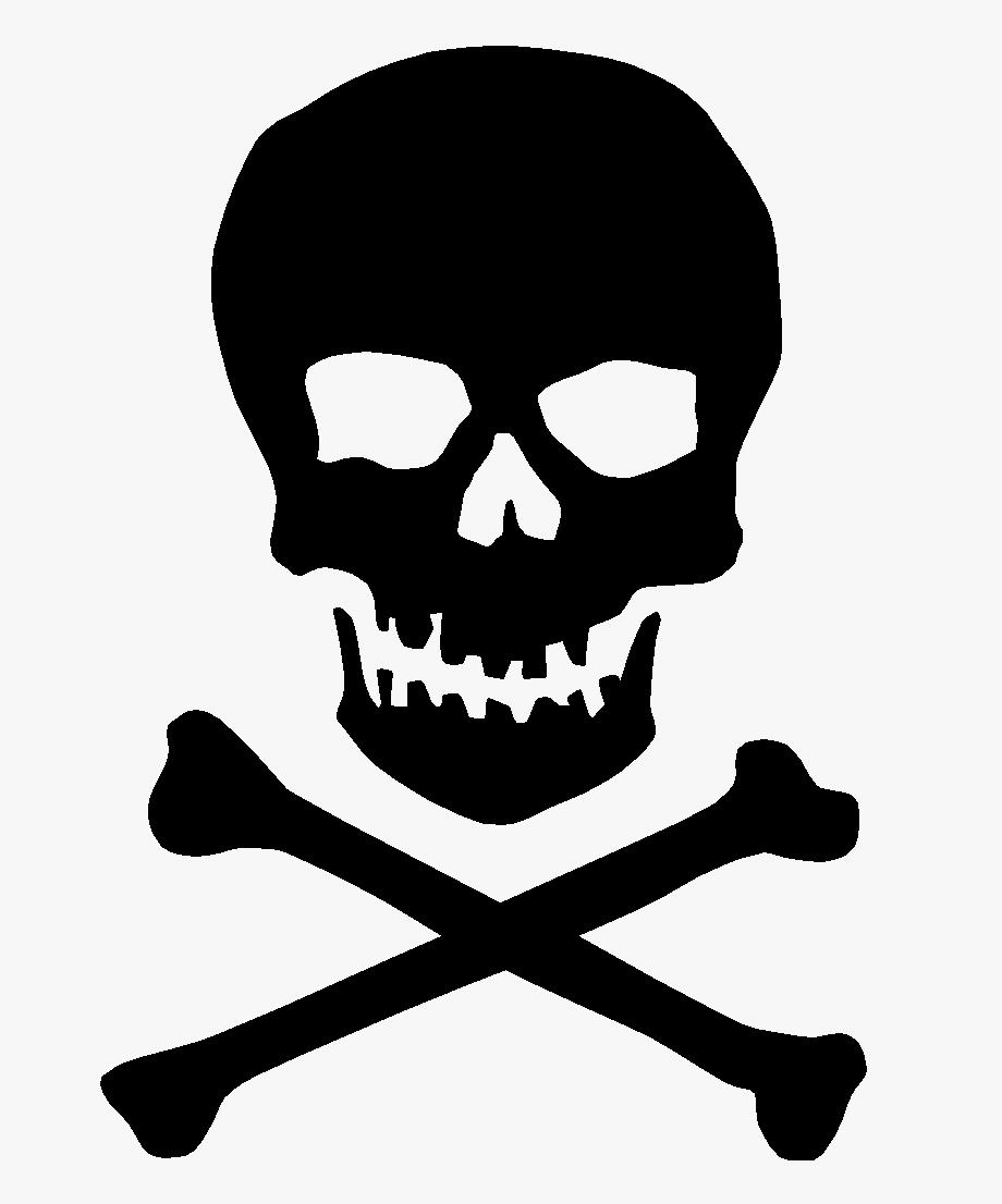 Death Clipart Easy Skull.
