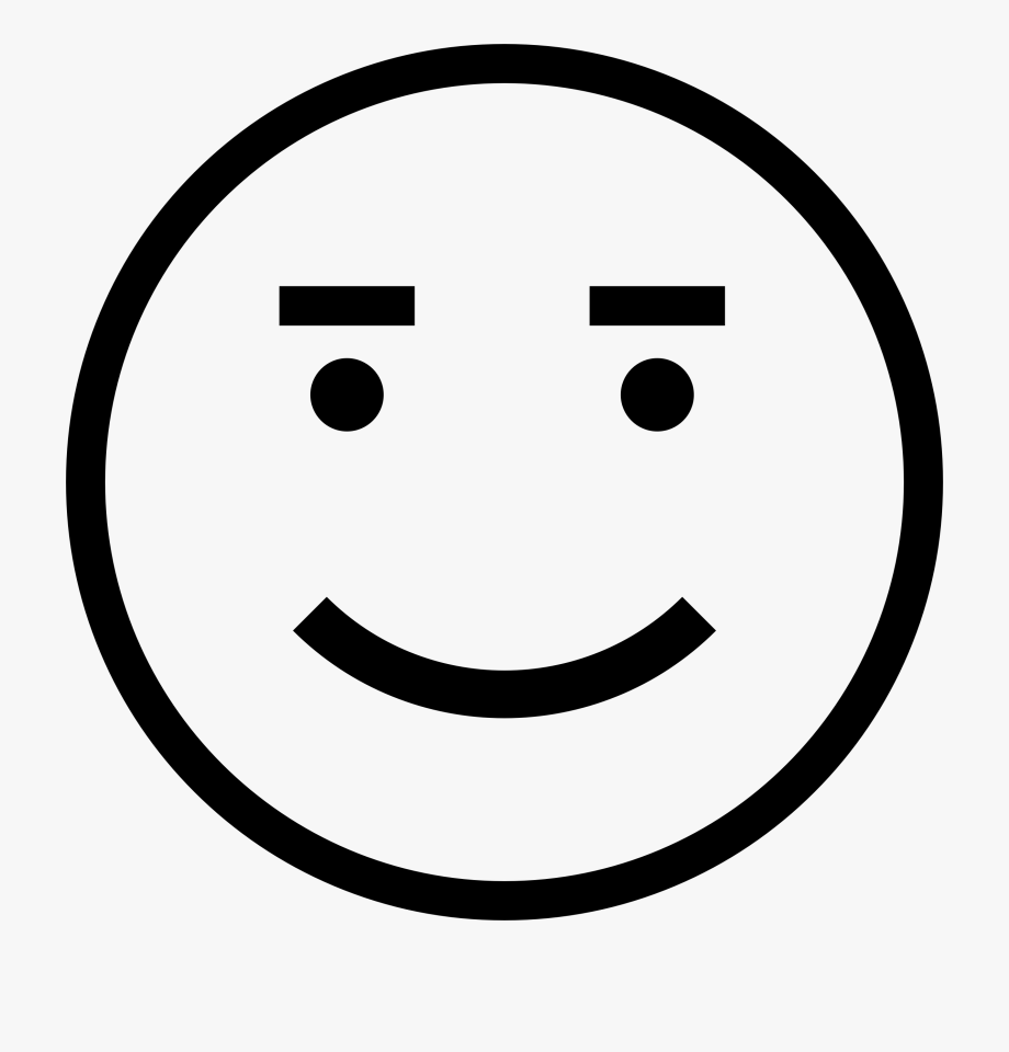 Smiley Clipart Simple.