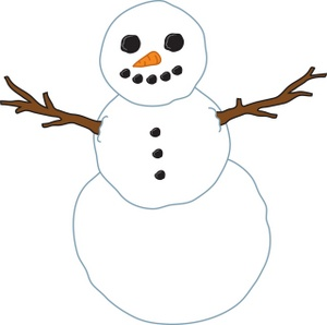 Free Simple Snowman Cliparts, Download Free Clip Art, Free.