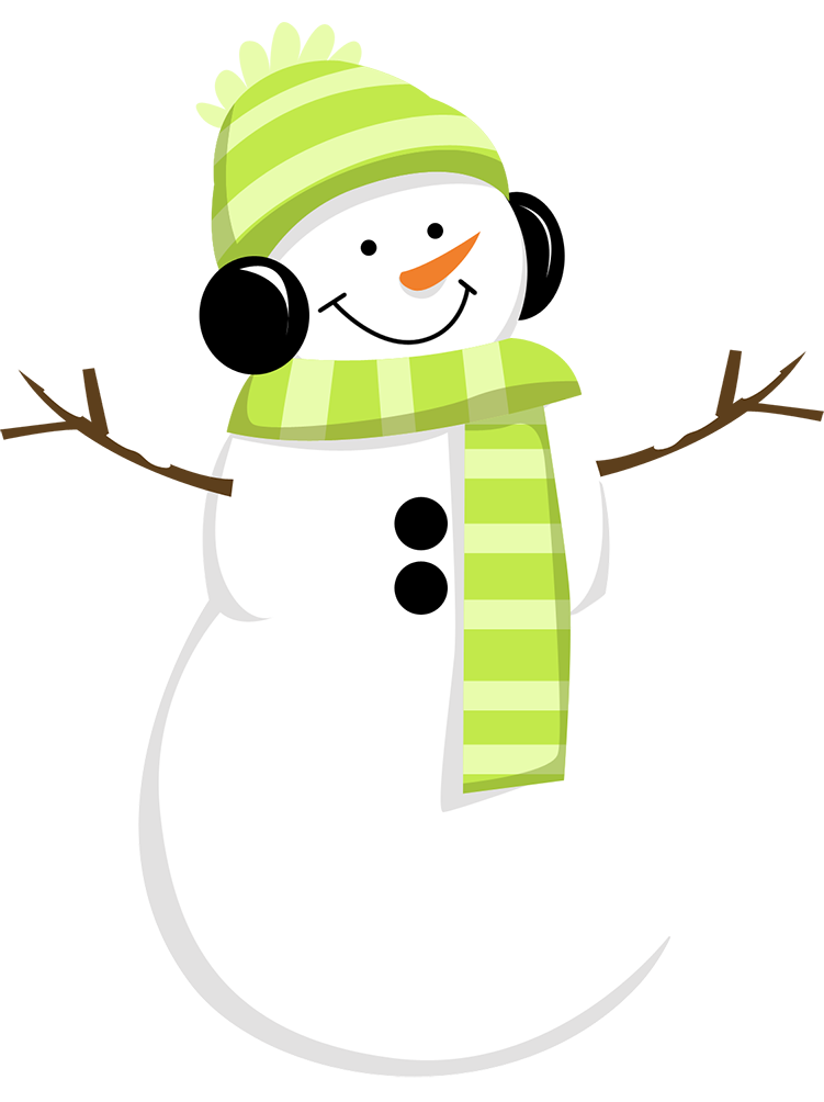 Simple Snowman Clipart at GetDrawings.com.