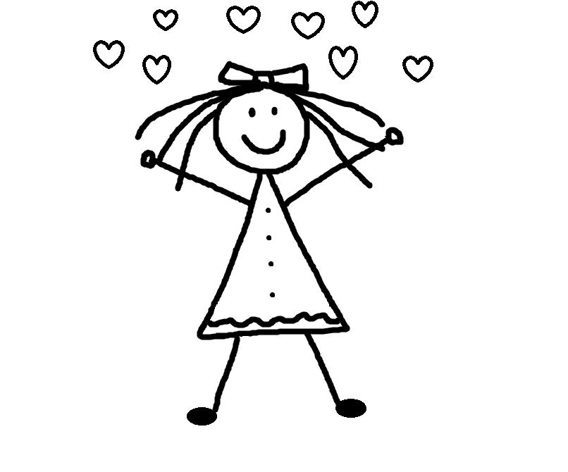 Free Happy Stick Figure, Download Free Clip Art, Free Clip.
