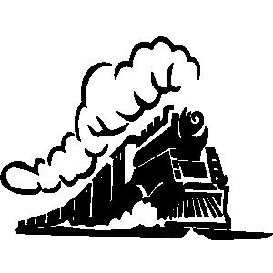 simple train clipart Clipground