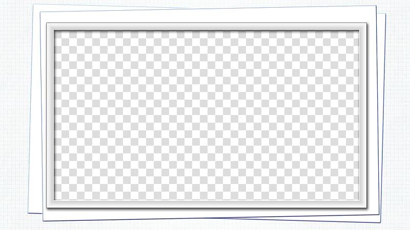 White frame border art, Window Area Pattern, Simple white.