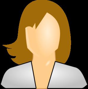 Female User Simplified Clip Art at Clker.com.