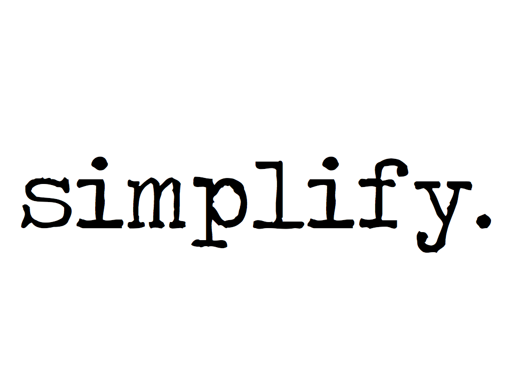 Simplifying your productivity is as simple as SYS.