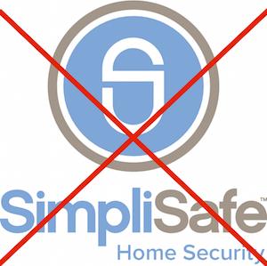 No One Should Ever Use Simplisafe.