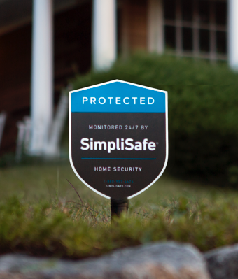 SimpliSafe Home Security Systems.