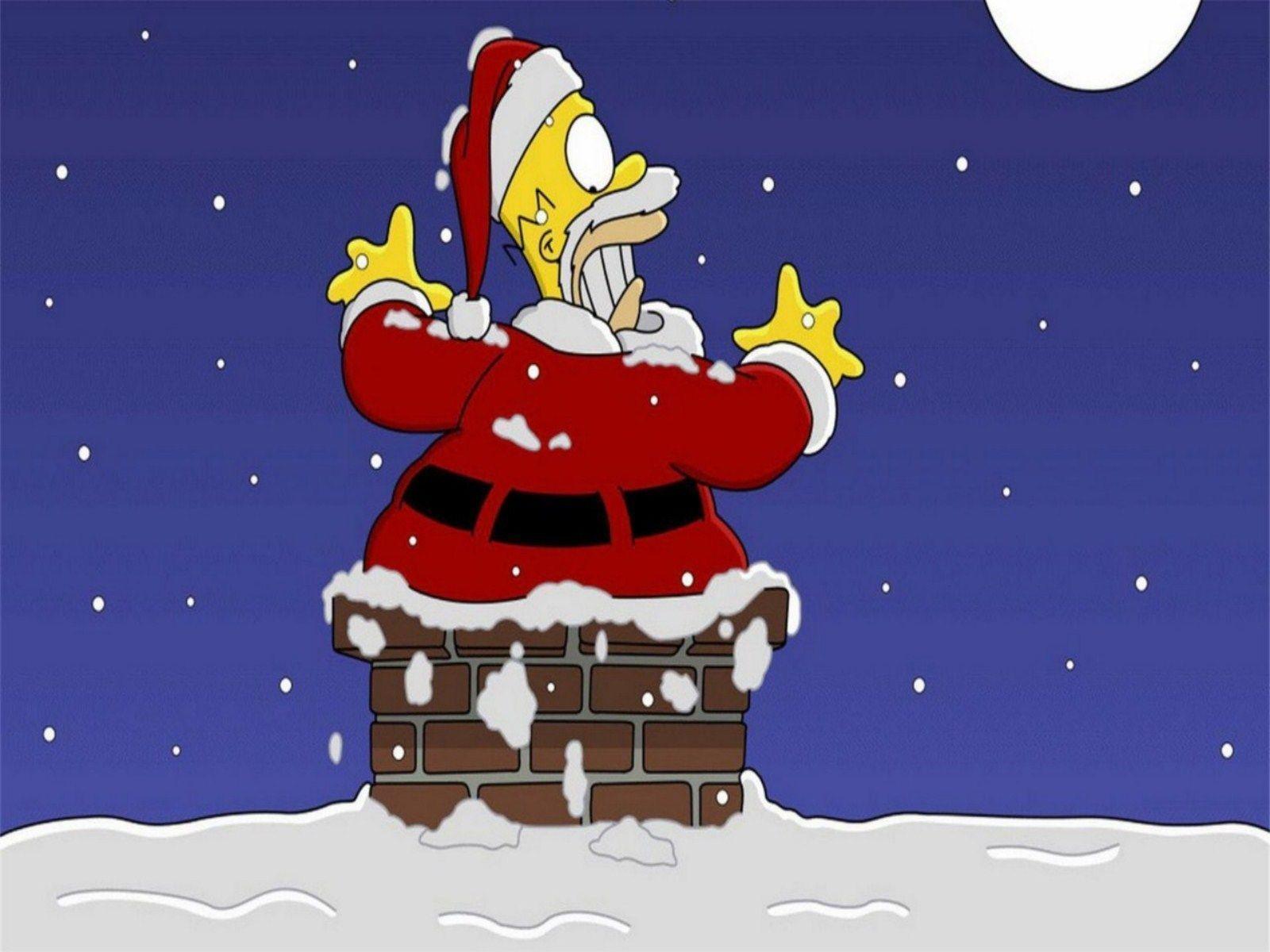 Simpsons christmas clipart 3 » Clipart Portal.