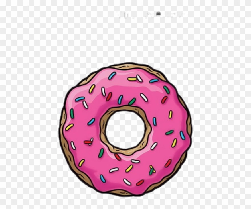 Simpsons Donuts Clipart (#601004).