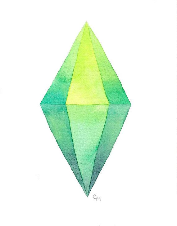 Sims Clipart.