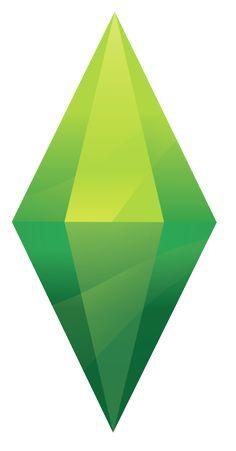 Sims plumbob :).