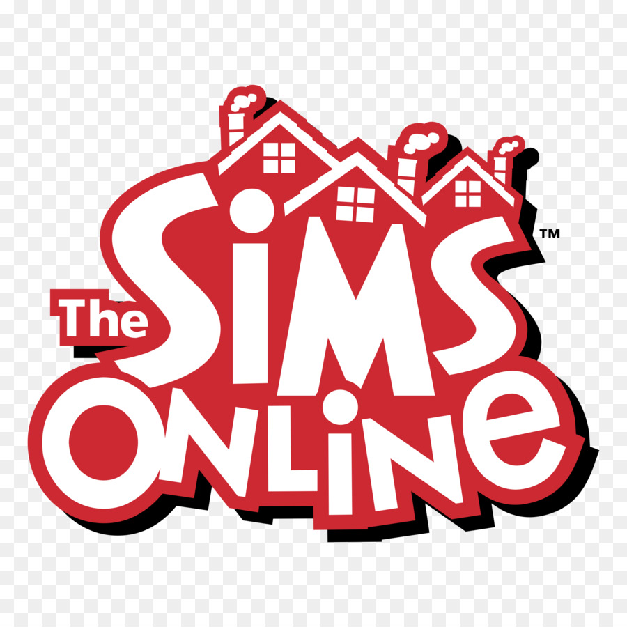 The Sims Online Logo Clip art Vector graphics Brand.