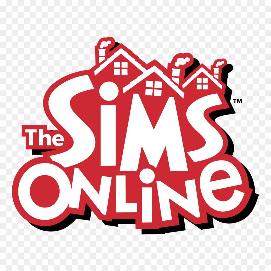 The Sims Online Logo Clip art Vector graphics Brand.