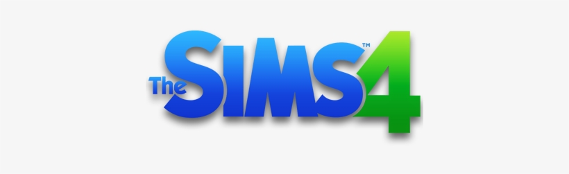 The Sims 4 Logo.
