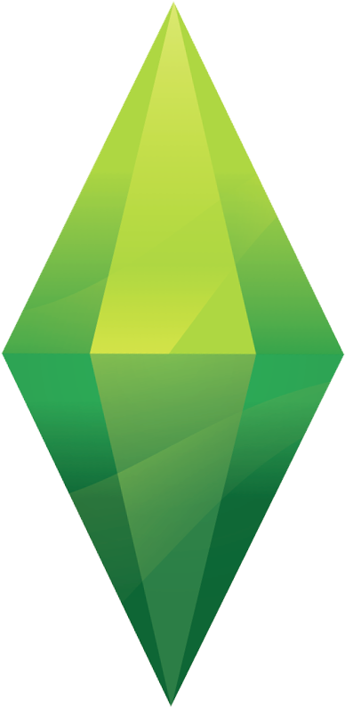 Sims 4 Plumbob Png Clipart.