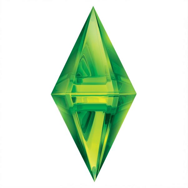Sims 3 Plumbob.