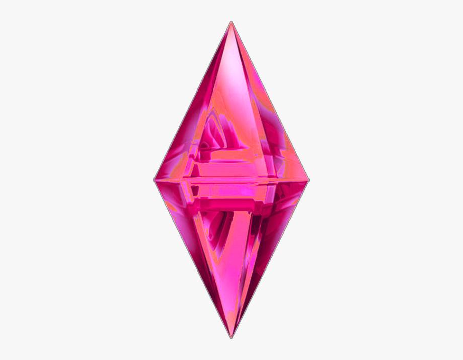 pink #diamond #sims.