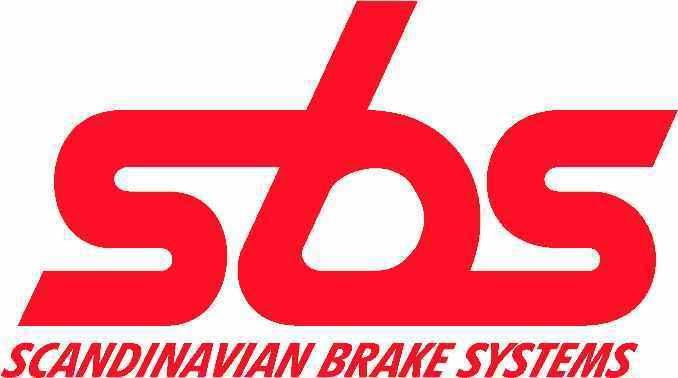 SCANDINAVIAN BRAKE SYSTEM SBS FRONT PADS CERAMIC 588HF FRONT.