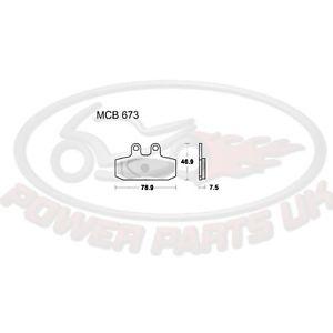 BRAKE PADS STD TRW ALTN 7320575 For Honda CA 125 Rebel.