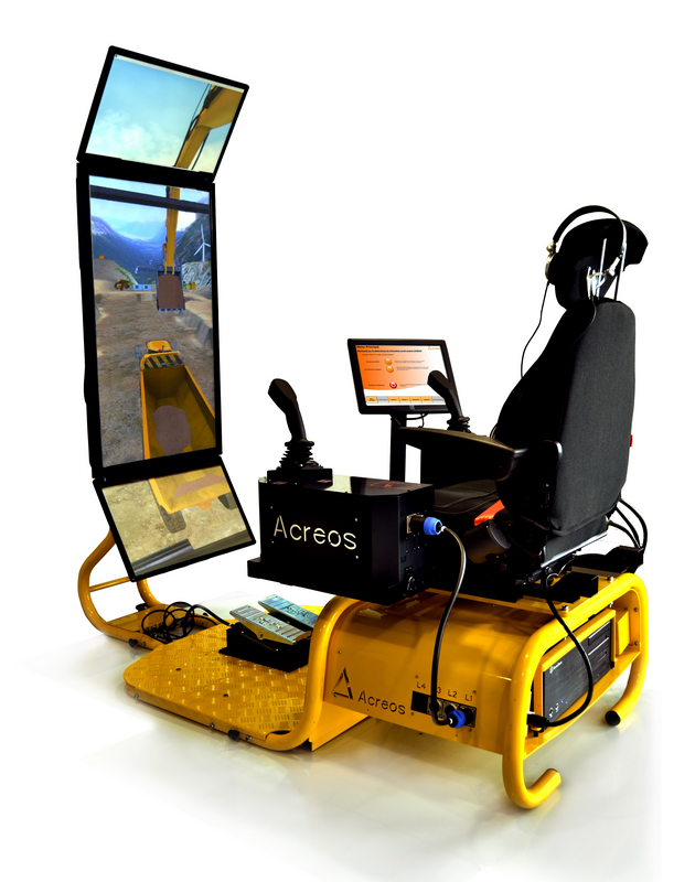 Acreos Simulation.