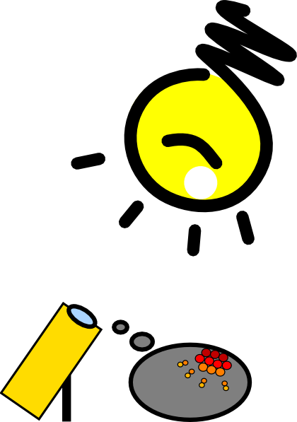 Simulation Clipart.