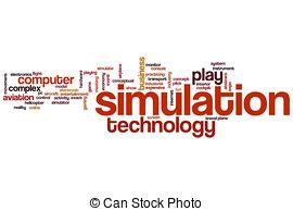 Simulate clipart.
