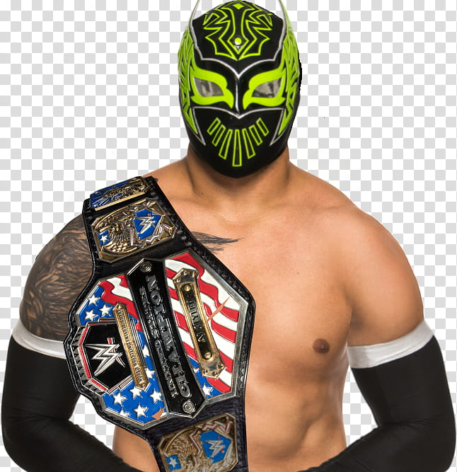SIN CARA UNITED STATES CHAMPION transparent background PNG.