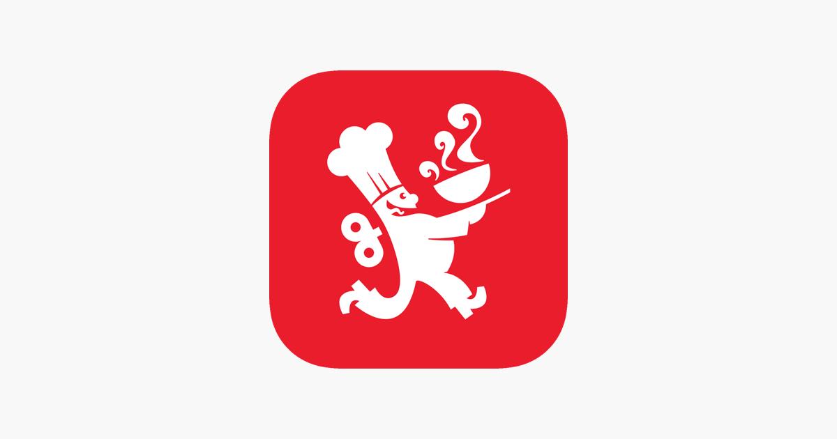SinDelantal:Comida a domicilio en App Store.
