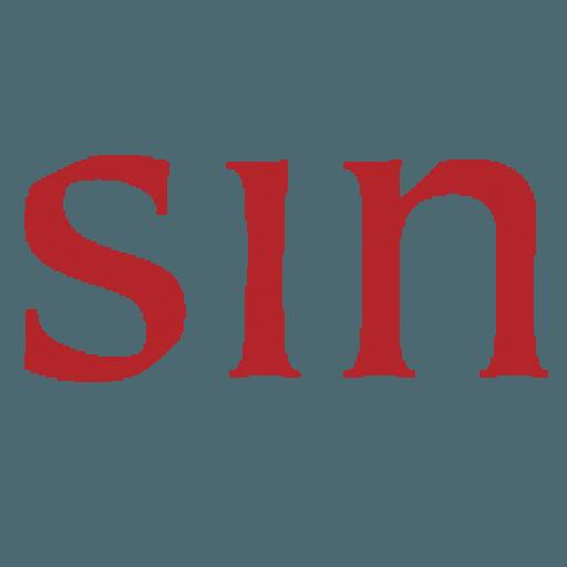 Sin Mobile Logo.