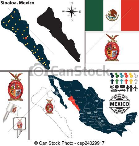 Sinaloa clipart #18