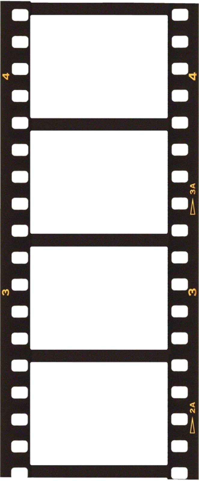 Amusing answer Film strip layouts right!