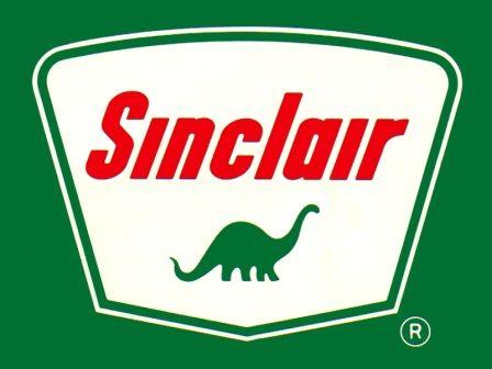 Sinclair logo.