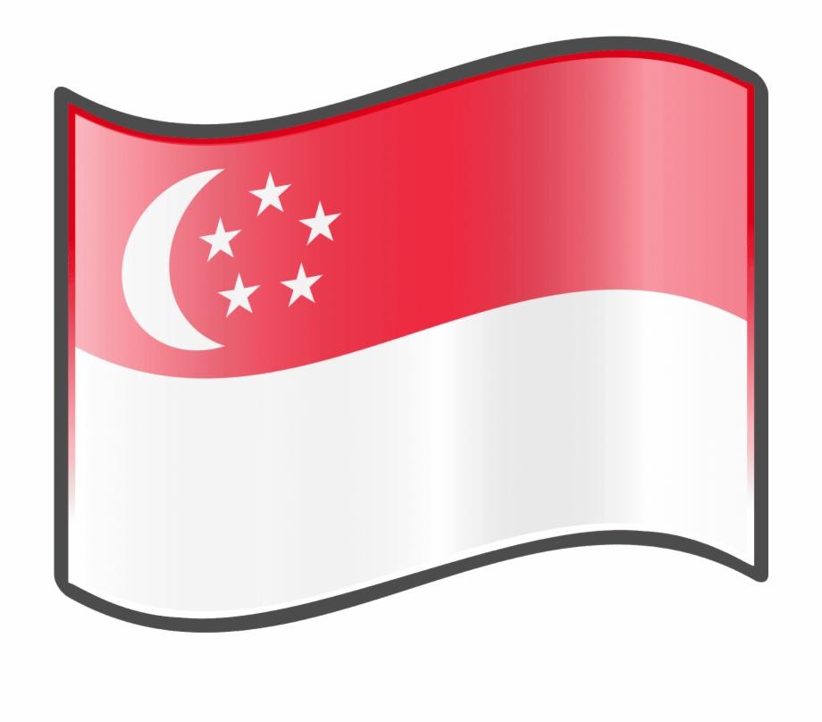 Singapore Flag Use.