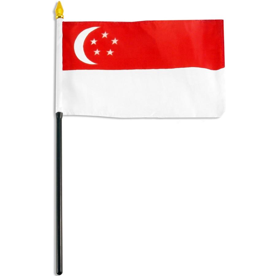 Download singapore flag clipart Flag of Singapore Clip art.
