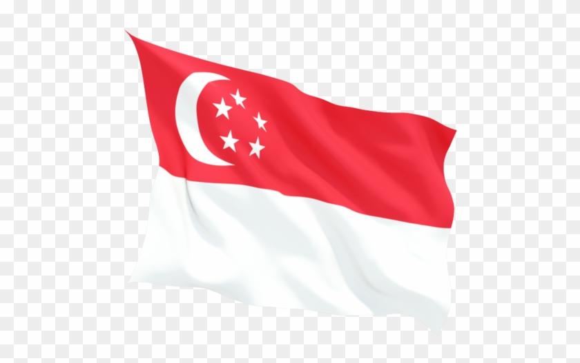 Singapore Flag Png Gif, Transparent Png.