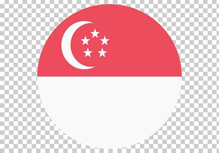 Flag Of Singapore Emoji Lion Head Symbol Of Singapore PNG.
