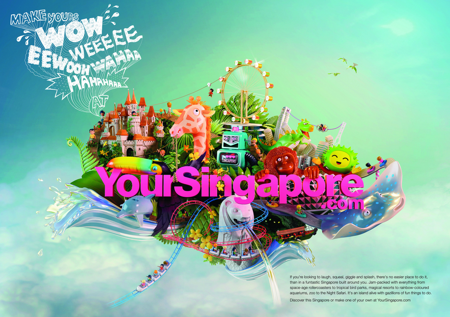 Singapore Tourism Board ends four years with BBH and hires.