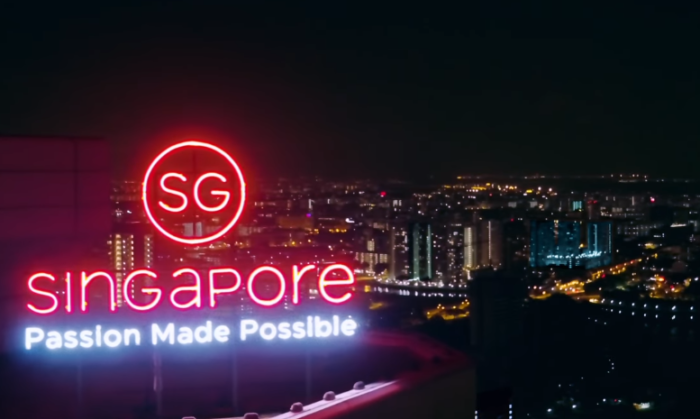 Passion made possible: STB and EDB launch new brand identity.