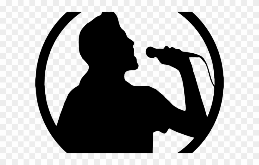 Singer Clipart Anniversary.