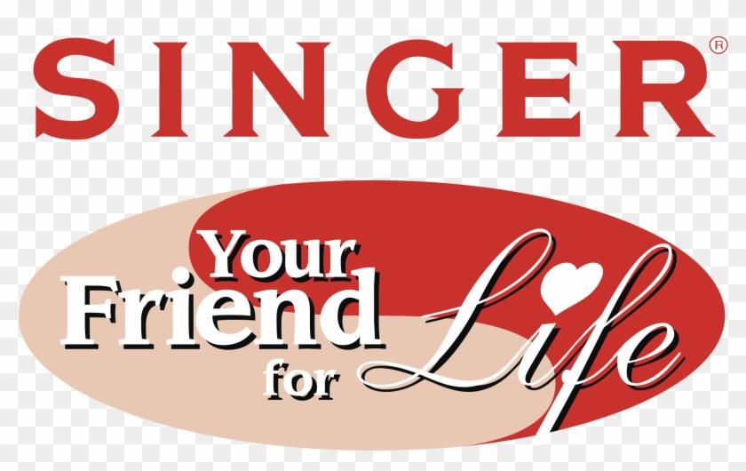 Singer Logo Png Transparent.