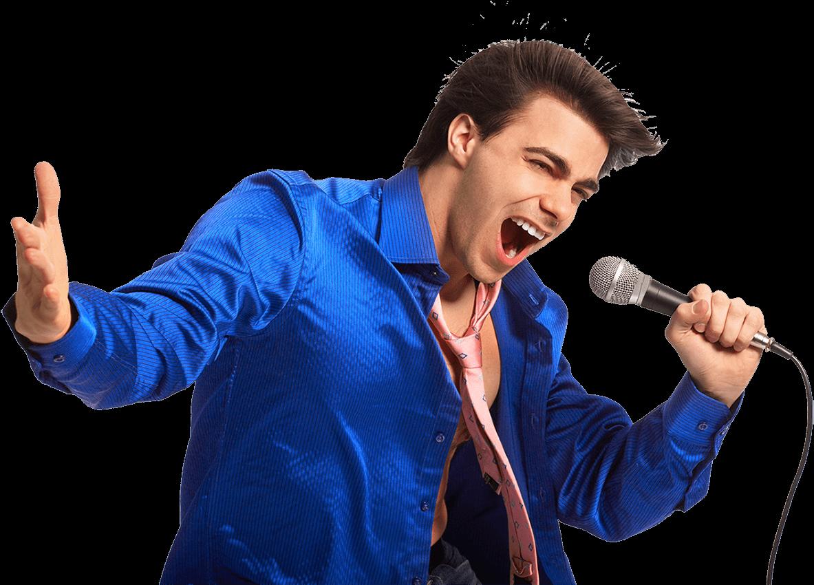 Download Free png Download Karaoke Hire Singer Singing PNG.