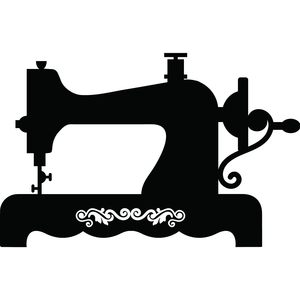 Singer Sewing Clipart.