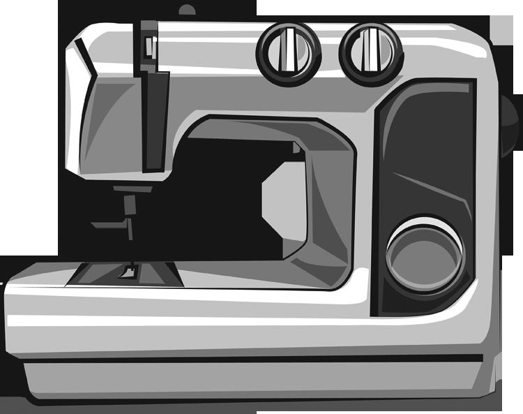 99+ Sewing Machine Clipart.