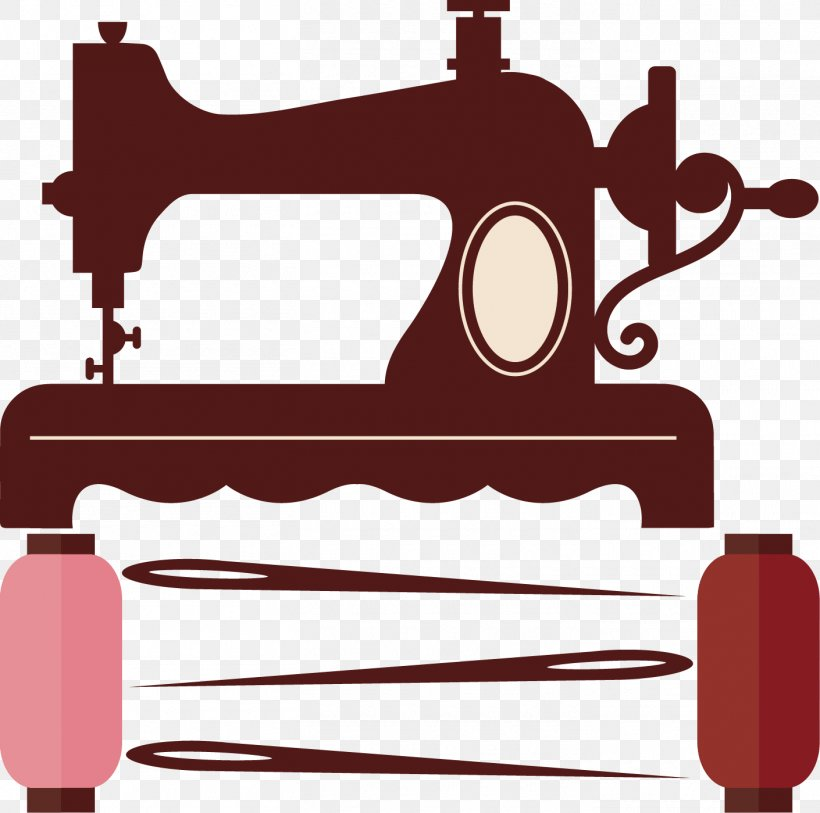Sewing Machines Clip Art Singer Corporation, PNG.