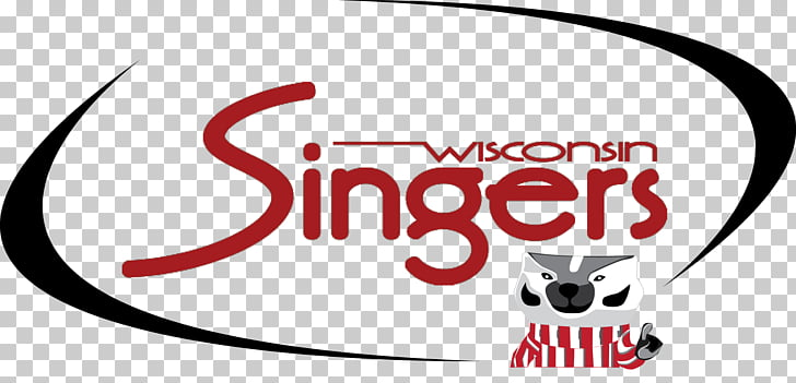 Wisconsin Singers Logo Wisconsin Badgers softball University.